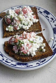 Cottage Cheese Madder | 23 Delicious Lunches To Brighten Up Your Day At Work