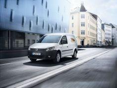 El Volkswagen Caddy Pro con tracción 4MOTION. Porque cuatro pueden más que dos.