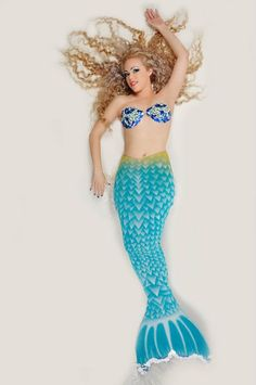 Brazilian Mermaid (Mirella Sereia)