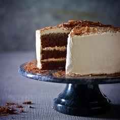 Chocolate Espresso Layer Cake