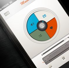 Dribbble - musicplayer2lg.png by Rovane Durso