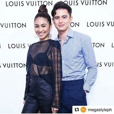 The hottest Millennial couple.  #jamesreid  #nadinelustre  #jadine  #mayGodblessyourrelationship   Ctomegastyleph