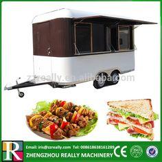 Source Caravan fast food restaurant mobile coffee cart food truck caravan food van mobile food van on m.alibaba.com