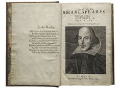 In November 1623, at his bookshop at the sign of the Black Bear near St. Paul's Church in London, Edward Blount took delivery of one of the most significant texts in world literature. Mr. William Shakespeares Comedies, Histories, & Tragedies, as it was then known, survives in 240 more-or-less intact copies, which sell (when available)…