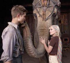 """""""Wasser für die Elefanten"""" - Kino-Tipp - Jacob schließt sich einem Wanderzirkus an. Dort lernt er die hübsche Marlena kennen."""