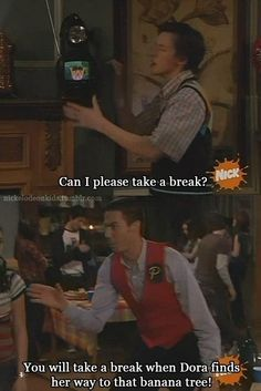 """He supports others, even when no one else does.   Community Post: 13 Signs You Are Actually Crazy Steve From """"Drake And Josh"""""""