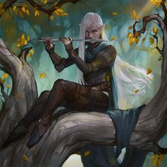 New digital art fantasy woman hair 59 ideas Elf Characters, Dungeons And Dragons Characters, Fantasy Characters, Fictional Characters, Elfa, Elves Fantasy, Fantasy Rpg, Digital Art Fantasy, Fantasy Artwork