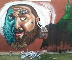 Graffiti Character - Personagem de Dario Gordon (20)