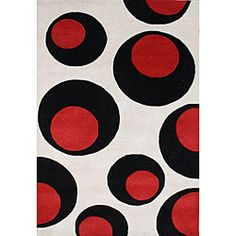 Alliyah Hand Made Tufted Whisper White Wool Rug (5' x 8') | Overstock™ Shopping - Great Deals on Alliyah Rugs 5x8 - 6x9 Rugs