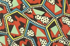 Nathalie Du Pasquier textile for Memphis, the groundbreaking group that included Ettore Sottsass. Founding member of Memphis. Textile Pattern Design, Surface Pattern Design, Textile Patterns, Textile Prints, Abstract Pattern, Print Patterns, Pattern Art, Nathalie Du Pasquier, Memphis Pattern