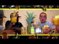 Pineapple & Patron - Hizzey & Champ Ft. HEAT - Official HD MUSIC VIDEO