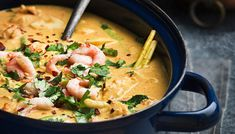 Thai Recipes, Fish Recipes, Keto Recipes, Enjoy Your Meal, Happy Foods, Fish And Seafood, Fine Dining, Food Inspiration, Curry