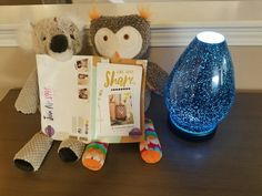 Just a few buddies checking out the new catalog kristinetanner.scentsy.us