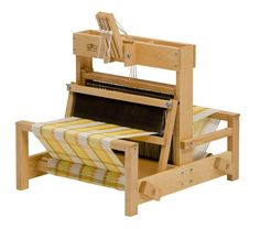 Four+Harness+Table+Loom+by+Schacht+Spindle+Co+by+tangledlair,+$595.00
