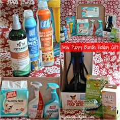 Perfect Gift for Dog Parents - New Puppy Bundle Giveaway and 15% OFF Coupon Code http://www.mypawsitivelypets.com/2015/12/perfect-gift-for-dog-parents-new-puppy.html