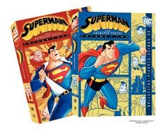 Superman - The Animated Series Volumes 1-2 (DC Comics Classic Collection) @ niftywarehouse.com #NiftyWarehouse #Superman #DC #Comics #ComicBooks