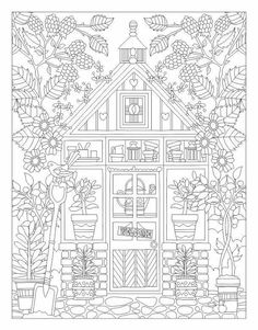 Adult Coloring Pages Books Letter Art Journaling Digi Stamps Design Patterns Ideas Calm Lettering
