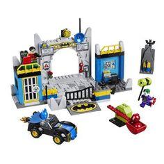 Lego Juniors Batman: Defend the Batcave 10672, Multicolor