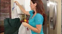 Norwex - YouTube - Reusable Produce Bags