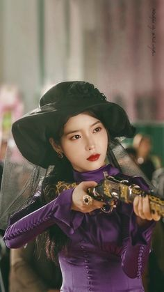 #IU #Hotel_Del_Luna #tvN #LeeJiEun #YeoJinGoo Korean Actresses, Korean Actors, Actors & Actresses, Korean Star, Korean Girl, Asian Girl, Korean Celebrities, Celebs, Luna Fashion