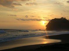 Costa Rica Playa Hermosa Sunset, 2007