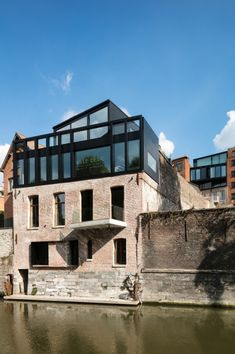 reconversion KORTPOORT | gent - Projects -  CAAN Architecten / Gent