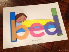 bed - b / d reversals poster freebie