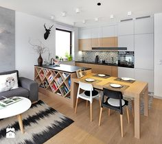 Conference Room, New Homes, Kitchen, Table, Furniture, Home Decor, Cooking, Decoration Home, Room Decor