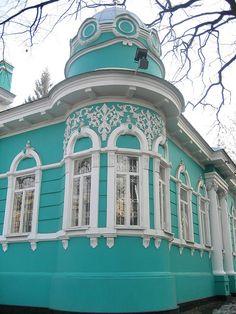 Almaty, Kazakhstan has a special place in my heart...