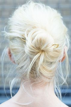 Make Your Bun Less Basic: Cosmopolitan Feature - Sunnie Brook | Celebrity Hairdresser and Beauty Blogger