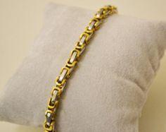 Gioielli  Bracciali  Bracciali a catena e a maglie  gioielli  regalo  anniversario  argento  regalo originale  regalo fidanzato ragazzo bracciale  acciaio  maschio  catena