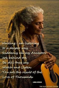 Claudette Adjodha Oh yeah! I would love to have long gray dreads when I am older. and of course while I'm still playing music. Sacred Feminine, Divine Feminine, Wise Women, Ageless Beauty, Aging Gracefully, Decir No, Inspirational Quotes, Wisdom, Words
