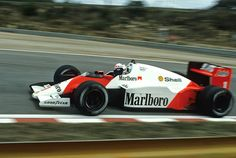 1986 Marlboro McLaren MP4/4