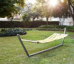 Retired Fire Hoses Get Turned Into Hammocks, Chairs, Floor Mats - DesignTAXI.com