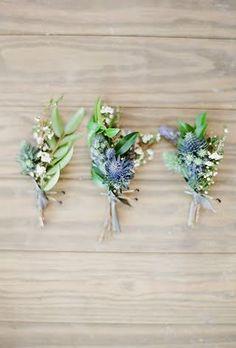 Spring Boutonnieres | Brides.com