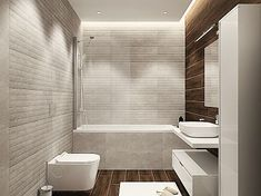 Alcove, Toilet, Bathtub, Bathroom, Modern, Standing Bath, Washroom, Flush Toilet, Bathtubs