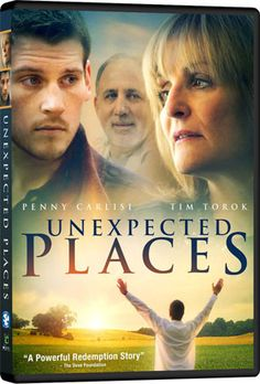 Unexpected Places - DVD | Troubled man finds redemption in unexpected places. | $14.92 at ChristianCinema.com