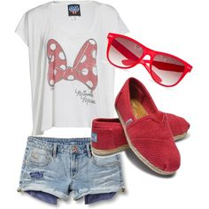 Disney Outfit!, created by tamara-ann-shows on Polyvore