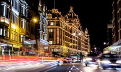 Harrods in Knightsbridge, London Harrods, Times Square, London, Places, Travel, Inspiration, Biblical Inspiration, Viajes, Destinations