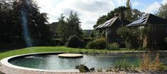 Natural Swimming Pools from Woodhouse Landscapes Ltd. Natural Swimming Pools, Natural Pools, Slide Background, Lake Water, Splish Splash, Hot Tubs, Balcony Garden, Farms, Pond