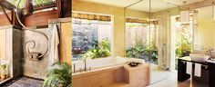 The Shanti Villa Luxury Bathroom
