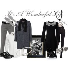 """""""It's A Wonderful Life"""" by marybethschultz on Polyvore"""