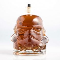 Preorder: Due to ship 30th May 2017 Store liqueur, decant wine and serve beverages.This stylish, high quality decanter is the perfect gift for any Stormtrooper enthusiasts. In 1976 prop maker Andrew Ainsworth of Shepperton Design Studios created the original Stormtrooper helmets and armour for the first movie. These products are based on the original moulds …