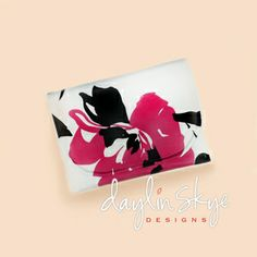 Daylin Skye Designs — Floral Clutch - Only $14.99!!!