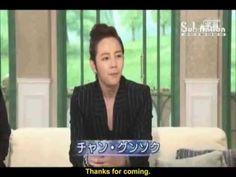 My two favourite asians in one interview: Totto-chan (Tetsuko Kuroyanagi) was interviewing Keun-chan (Jang Geun Suk). Keun-chan's japanese was surprisingly fluent :) -장근석 Jang Geun Suk Tetsuko's Room Part 1 Eng Sub