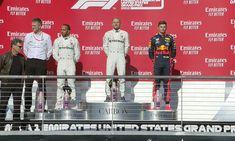 GP USA 2019 : 7ÈME POUR BOTTAS, HAMILTON CHAMPION – Prono-formule1.com Mercedes Amg, Aston Martin, Red Bull, Grand Prix, Hamilton, Ferrari, Courses, Baseball Cards, Usa