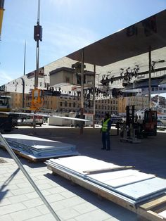 Marseille construction