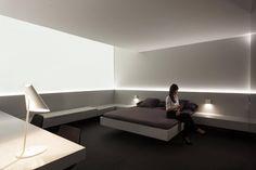 Minimalist Interior Desing. How to do false window