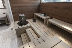 Energy efficient Himalaya electric sauna heaters from Helo for high performance, relaxing wellness and modern living. Saunas, Dream Bathrooms, Dream Rooms, Electric Sauna Heater, Portable Steam Sauna, Sauna Design, Finnish Sauna, Sauna Room, Spa Rooms