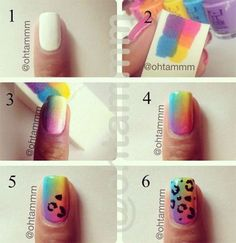 20-Easy-Step-By-Step-Summer-Nail-Art-Tutorials-For-Beginners-2016-16